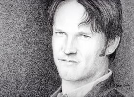 Stephen Moyer as Bill Compton by KathleenCasey