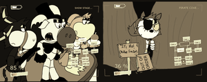 Five nights at Hunter's fan fic. by comedyestudios