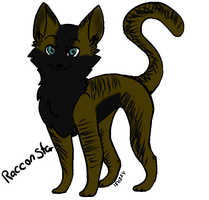 Racconstar warrior cat adoptable (closed) by XTwilight-SerenityX