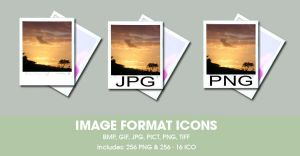 Image Format Icons - Windows by lehighost