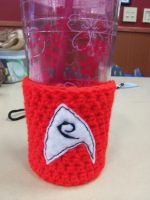 Star Trek Cup Coozie by kittylvr8577