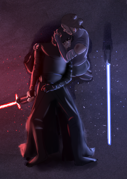 Balance to the Force by The-Brave-Kitten