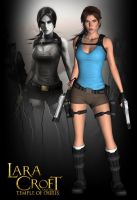 Lara Croft And The Temple of Osiris|Pose DOWNLOAD by Pedro-Croft