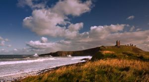 Dunstanburgh Castle by newcastlemale