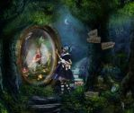 Wonderland is no solution... by Surama