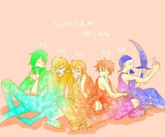 Too Sweet G team XDXD by Shimejiro