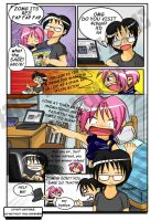 Teh comic, story 1 by NCH85