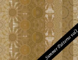 Summer Seamless Patterns Vol.1 by emmaalvarez