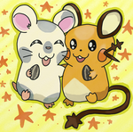 Pokedexxy 20: Best Electric Rodent by jennytablina