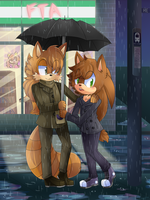 Isnt The Rain Thats Drowning Us Romantic? by cuteygirl226