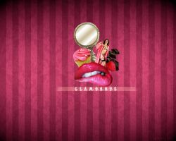 Glamorous Collage by Wavs