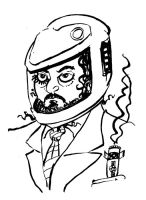 Stanley Kubrick by photon-nmo