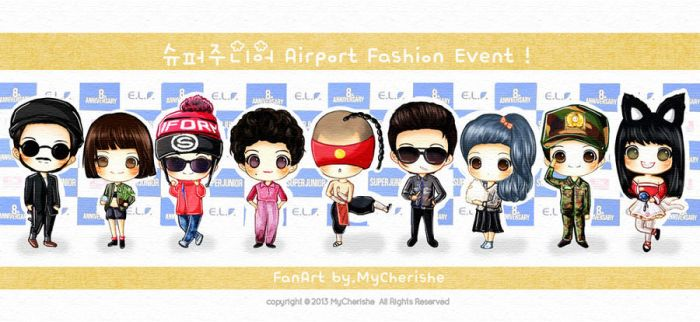 SJ Airport Fashion Event by MyCherishe
