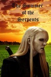 The Summer of the Serpents (Book Cover) by TheDreamsOfTheAges