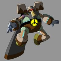 X Drive - Nuclear Platypus by Rootay