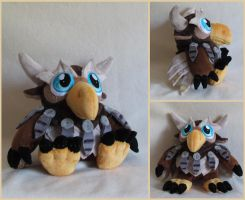Moonkin Hatchling by MagnaStorm