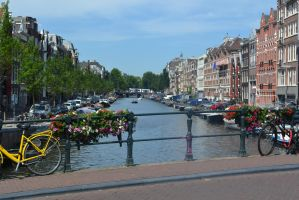 Amsterdam  view 4 by Silbermannandson