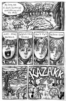 P4 of a 4 page Preview. by LeviSmithArt