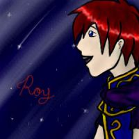 Roy by EricaB