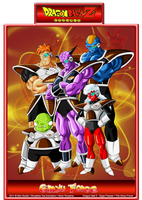 Ginyu Force by CHangopepe
