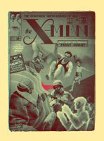 Vintage X-men by dracoimagem-com