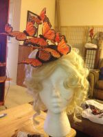 Effie Butterfly Outfit Progress by donttouchmymilk