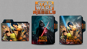 Folder Icon Star Wars Rebels by faelpessoal