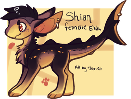 Shian the Ekk by TalonEX