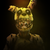 Springtrap by ninetail-fox