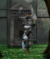 Tactical Midna by Pr0meth3us