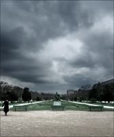 Perspective Parisienne by Coeurdelouve