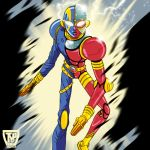 Kikaider! by tnperkins