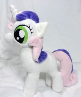 Sweetie Belle Plush by Cryptic-Enigma
