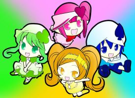 Shugo Chara by Luffffy