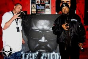 HOLLYWOOD and ICE CUBE by hollywoodnorthairbru