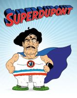 SUPER DUPONT by louboumian