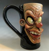 The Lunatic Mug by thebigduluth