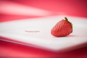 Strawberry by MohannadQassab