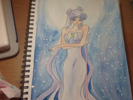 Queen Serenity by Evilness321