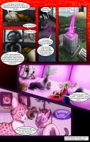 Humane Hero Squad Comic Ep. 3 Ticked Off Page 3 by OrandeArt