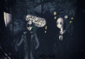 Sorry dude, try in another forest by Hekkoto