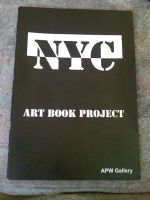 Published nyc book project 1 by PoisonBlackheart