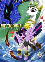 Filly Twicarus Uprising by johnjoseco