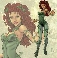 Poison Ivy by Randy Green (COLORS) by carol-colors