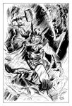 Thor Pinup by deankotz