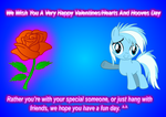 Speedy Wishes You All A Happy Valentine by Discourt