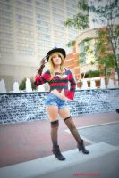 Fem Freddy Krueger: Welcome To My Nightmare by HarleyTheSirenxoxo
