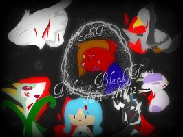 R.I.P. Pokemon Black Team by Blazestar12