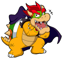 Yo! It's Bowser Time!!! by MargaritaTaichou