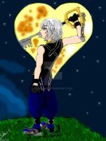 -- Riku: One with the Key -- by Kaishiru